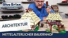 YouTube: Mittelalterlicher Bauernhof @ BlueBrixx