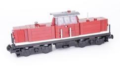 Diesel locomotive V100 unfortunately sold out