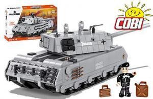 Panzermodelle aus Noppensteinen finden immer mehr Anhänger unter den AFOBs (Adult Fans of Bricks)
