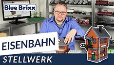 Youtube: Stellwerk von BlueBrixx