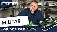 Youtube: GMC M10 Wolverine by BlueBrixx