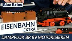 Youtube: Railway extra: how to motorize the BR 89 by BlueBrixx