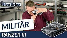 Youtube: Panzer III von BlueBrixx