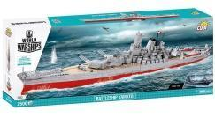 New Cobi sets have arrived - the battleships Yamato and Musashi are docking in BlueBrixx Harbour!