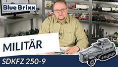 Youtube: SdKfz 250-9 by BlueBrixx