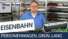 Youtube: D-Zugwagen der DR von BlueBrixx
