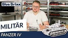 Youtube: Tank IV by BlueBrixx