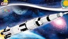Saturn V Rakete von Cobi jetzt da!