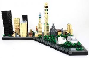 Manhattan-Modell