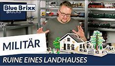 Youtube: Ruine eines Landhauses von BlueBrixx