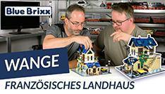 Youtube: Französisches Landhaus von Wange @ BlueBrixx