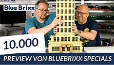 Youtube: Wir feiern 10.000 Abonnenten - Preview-Special @ BlueBrixx!