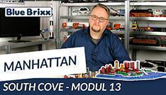 Youtube: Manhattan-Modul 13 - South Cove von BlueBrixx