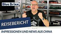 Youtube: Impressionen und News aus China - Klaus' Reisebericht @ BlueBrixx