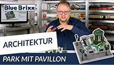 Youtube: Park mit Pavillon von BlueBrixx