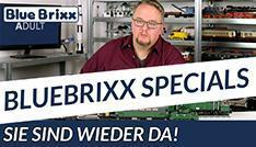 Youtube: BlueBrixx Specials - sie sind wieder da!