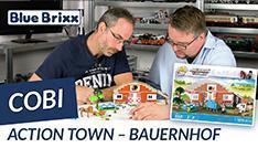 Youtube: Action Town - Bauernhof auf dem Land von Cobi @ BlueBrixx - im Sale!