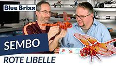 Youtube: Rote Libelle von Sembo @ BlueBrixx