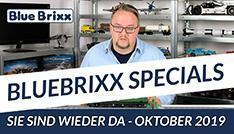 Youtube: Der Herbst ist zurück - viele BlueBrixx Specials auch!