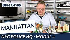 Youtube: Manhattan-Modul 4 - NYC Police HQ von BlueBrixx