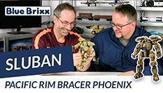 Youtube: Pacific Rim Bracer Phoenix von Sluban @ BlueBrixx