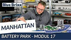 Youtube: Manhattan-Modul 17 - Battery Park von BlueBrixx
