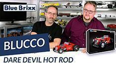 Youtube: Dare Devil Hot Rod von Blucco @ BlueBrixx