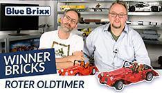 Youtube: Roter Oldtimer von Winner Bricks @ BlueBrixx