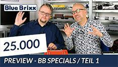 Youtube: Wir feiern 25.000 Abonnenten - Preview-Special Teil 1 @ BlueBrixx