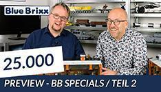 Youtube: Wir feiern 25.000 Abonnenten - Preview-Special Teil 2 @ BlueBrixx