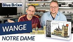 Youtube: Kathedrale Notre-Dame de Paris von Wange @ BlueBrixx
