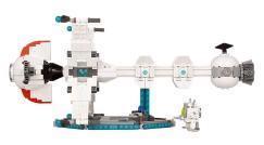 Überlichtraumschiff Meteor - neue Version der Bauanleitung online