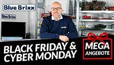 Youtube: Black Friday & Cyber Monday bei BlueBrixx - da purzeln die Preise!