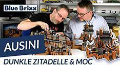 Youtube: Dunkle Zitadelle von Ausini @ BlueBrixx - mit Michas MOC-Umbau!