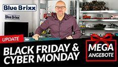 YouTube: Update zur Black Friday & Cyber Monday Aktion bei BlueBrixx