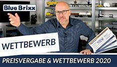 Youtube: MOC-Wettbewerb von BlueBrixx - Preisvergabe und Vorschau auf 2020!