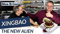 Youtube: The New Alien von Xingbao @ BlueBrixx