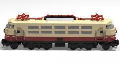 Fehlteile bei der Lokomotive BR 103 - Ersatz ist unterwegs!