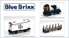 Neue Eisenbahnwagen in der Entwicklung