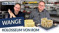 Youtube: Kolosseum von Rom von Wange @ BlueBrixx