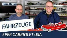 Youtube: 59er Cabriolet aus den USA von BlueBrixx