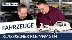 Youtube: Klassischer Kleinwagen von BlueBrixx