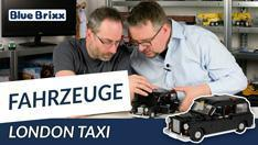 YouTube: London Taxi von BlueBrixx