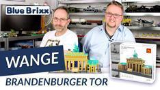 YouTube: Brandenburger Tor von Wange @ BlueBrixx