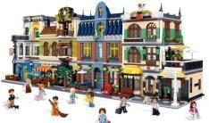 Bald erhältlich:  neue Gebäude für deine Stadt