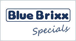 What does BlueBrixx Special mean?