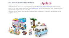 Update: sommerliche Wohnmobile - nicht erhältlich