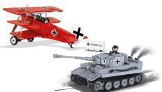 Wieder erhältlich: Roter Baron und Tiger I
