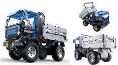 Bald erhältlich: Ferngesteuerter Kipplastwagen von CaDA