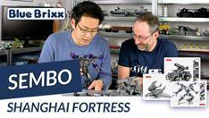 Youtube: Shanghai Fortress von Sembo @ BlueBrixx